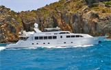 Photo of luxury crewed motor yacht Freedom