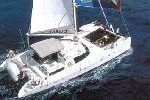 photo of crewed charter sailing yacht quest